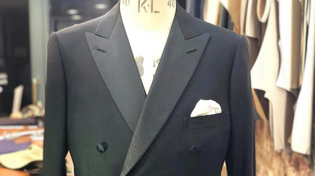 Standeven Fabrics: A formally informal perspective on Black-Tie
