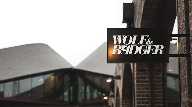 Joshua Ellis: Joshua Ellis joins forces with Wolf & Badger