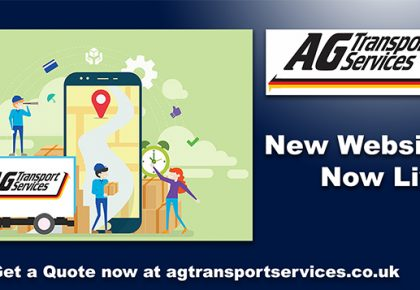AG Transport Services: Our New Website