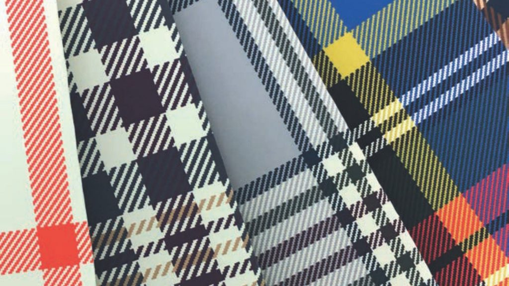 Joshua Ellis Fabric Design Patterns for AW19