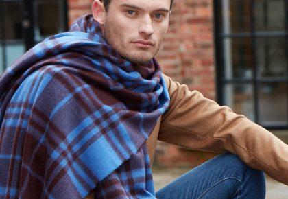 Joshua Ellis: Yorkshire heritage and the cashmere stole